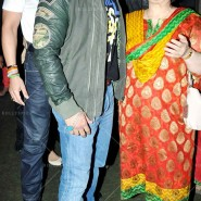 14jan TeamJaiHo Sholay3D31 185x185 IN PICTURES: Team Jai Ho watch Sholay 3D at PVR, Juhu