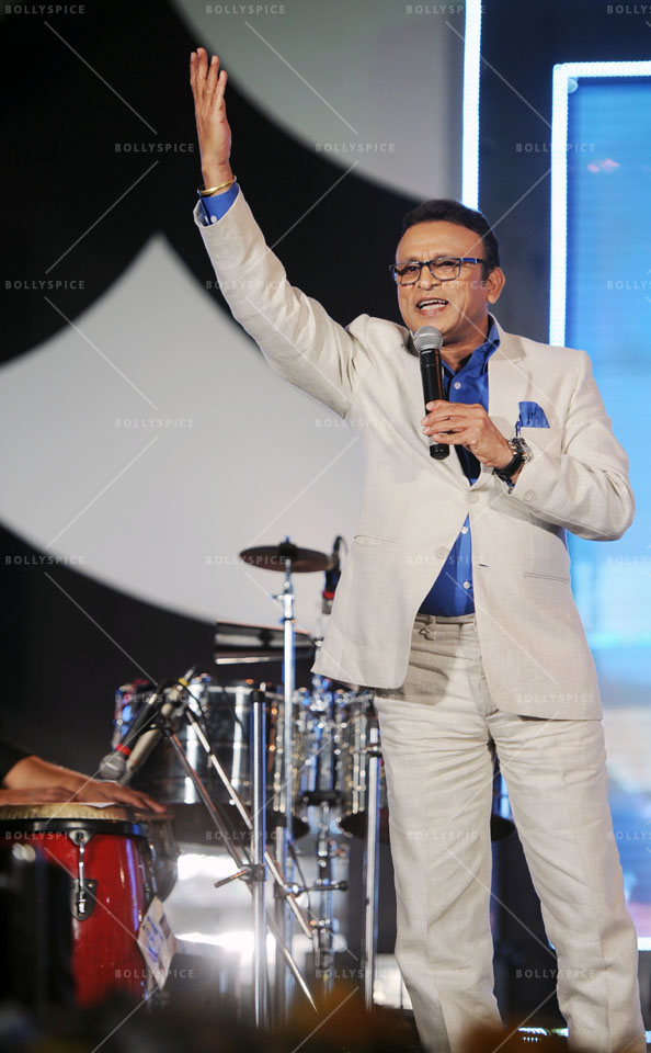 ACTOR ANNU KAPOOR AT UTSAV 2014 EVENT IN KOLKATA