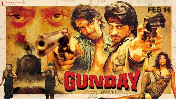 14jan gundaymusicreview Ranveer and Arjun originally wanted to switch characters in Gunday!