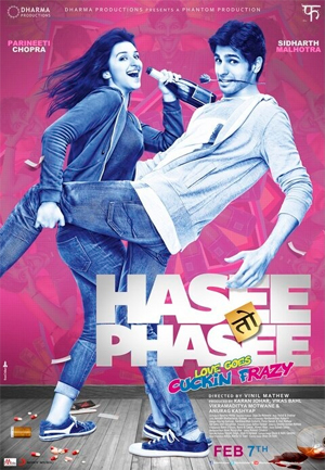 14jan haseemusic Celebrate the Month of Love with Hasee Toh Phasee