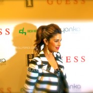14jan pc guess 02 185x185 Special Report: Priyanka Chopra launches new single in London