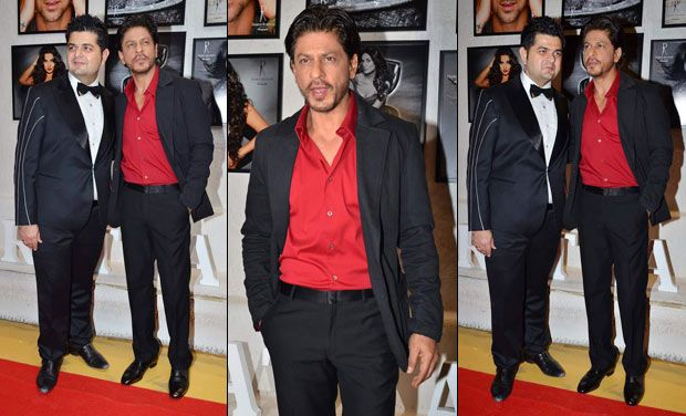 14jan whwn dabboo01 Whos Hot Whos Not: Dabboo Ratnanis calender launch and Dedh Ishqiya premier