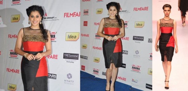 14jan whwn filmfarepreawards22 612x297 Whos Hot Whos Not: Filmfare Pre Awards Party