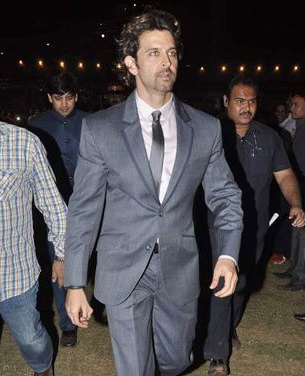 14jan whwnpoliceshow hrithik Whos Hot Whos Not: Umang Police Show 2014