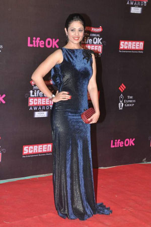 Anjana Whos Hot Whos Not   Screen Awards 2014