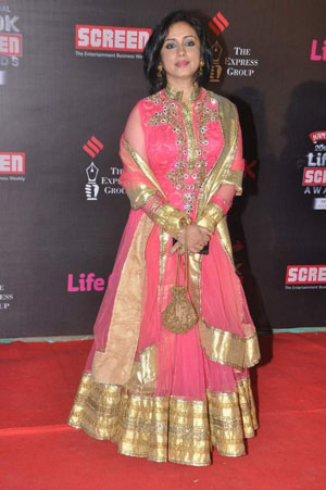 Divya Whos Hot Whos Not   Screen Awards 2014