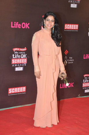 Kajol Whos Hot Whos Not   Screen Awards 2014