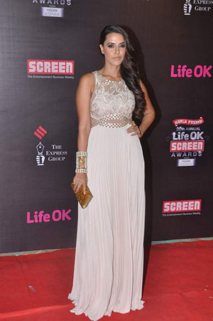 Neha Whos Hot Whos Not   Screen Awards 2014
