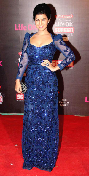 Nimrat Whos Hot Whos Not   Screen Awards 2014