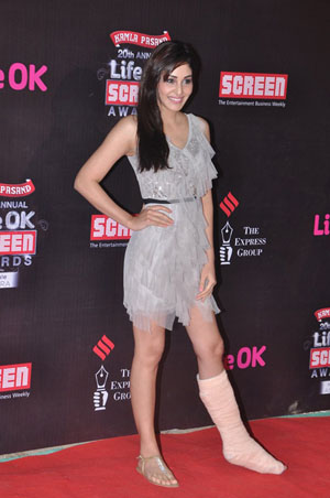 Pooja2 Whos Hot Whos Not   Screen Awards 2014