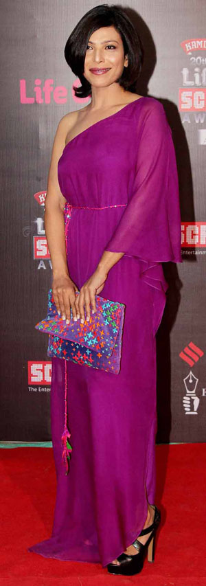 Shilpa Whos Hot Whos Not   Screen Awards 2014