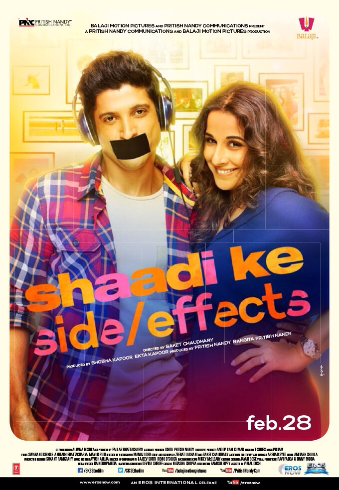 image3 Shaadi Ke Side Effects Synopsis, a song and more