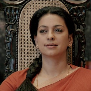 juhichlwagulaabgang 300x300 Juhi Chawla On Gulaab Gang, Madhuri Dixit and more!