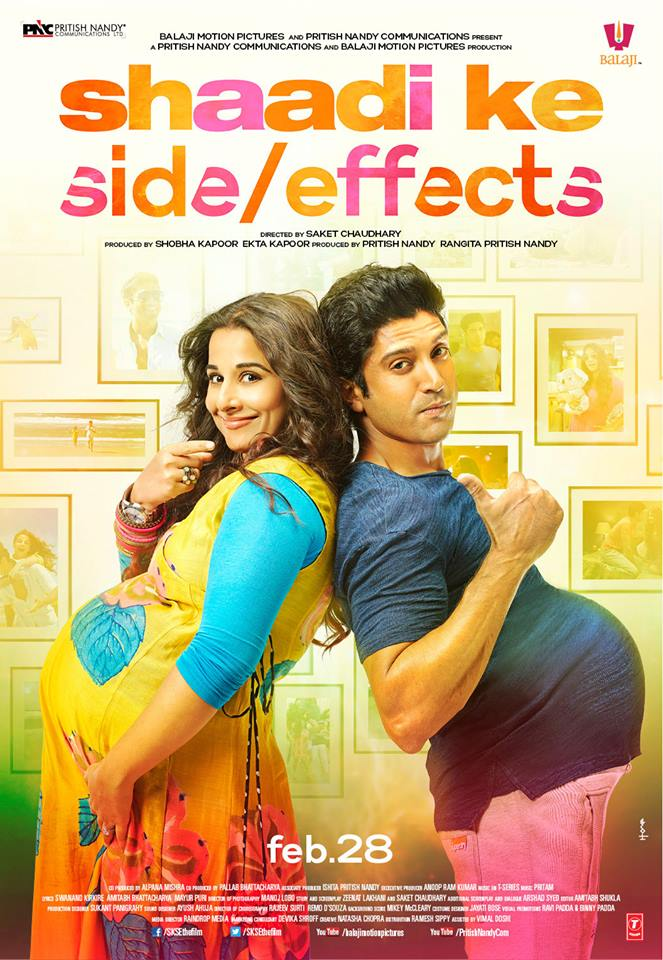shaadhikeseposter02 First Song: Harry Is Not Bhramchari   Shaadi Ke Side Effects