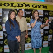 14feb AltheaShah GoldsGym MadhuriDixit02 185x185 Madhuri Dixit gives tips to women on getting fit and strong