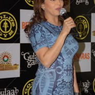 14feb AltheaShah GoldsGym MadhuriDixit05 185x185 Madhuri Dixit gives tips to women on getting fit and strong