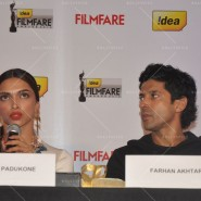 14feb FilmfareCoverDeepikaFarhan01 185x185 Special Report: Farhan Akhtar and Deepika Padukone unveil the special Filmfare issue