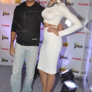 14feb FilmfareCoverDeepikaFarhan06 185x185 Special Report: Farhan Akhtar and Deepika Padukone unveil the special Filmfare issue