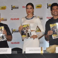 14feb FilmfareCoverDeepikaFarhan24 185x185 Special Report: Farhan Akhtar and Deepika Padukone unveil the special Filmfare issue