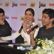 14feb FilmfareCoverDeepikaFarhan32 185x185 Special Report: Farhan Akhtar and Deepika Padukone unveil the special Filmfare issue