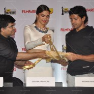 14feb FilmfareCoverDeepikaFarhan36 185x185 Special Report: Farhan Akhtar and Deepika Padukone unveil the special Filmfare issue
