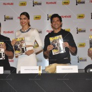 14feb FilmfareCoverDeepikaFarhan40 185x185 Special Report: Farhan Akhtar and Deepika Padukone unveil the special Filmfare issue