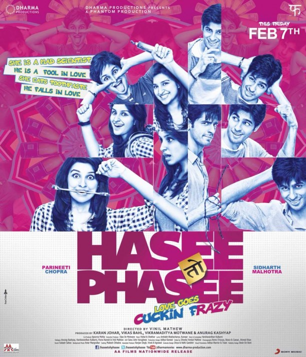 14feb HaseeTohPhasee MovieReview 612x714 Hasee Toh Phasee Movie Review