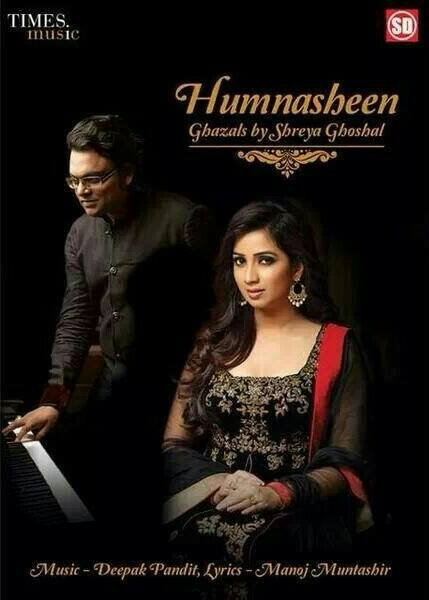 14feb Humnasheen ShreyaGhoshal Shreya Ghoshal – Humnasheen Music Review