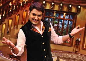 14feb KapilSharmaYRF 300x212 Kapil Sharma makes feature film debut as lead of Y Films Bank Chor