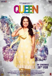 14feb Queen MusicReview 207x300 Queen Movie Review