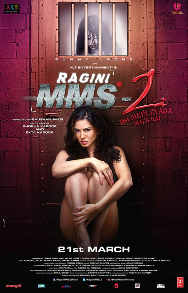 14feb RaginiMMS2 poster02 612x952 Ragini MMS Movie Review