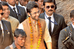 14feb Youngistaan JackkyBhagnani 300x200 Jackky denies, his role in Youngistaan is not inspired by a real life politician