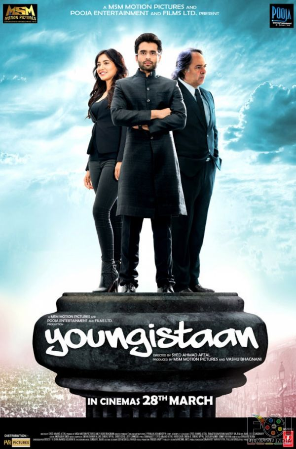 14feb Youngistaan poster02 Soft drink company goes head to head with the producers of Jackky Bhagnani starrer 'Youngistaan'