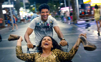 14feb farhaninterview 05 Farhan Akhtar: Shaadi Ke Side Effects is a fun, very funny film with heart.