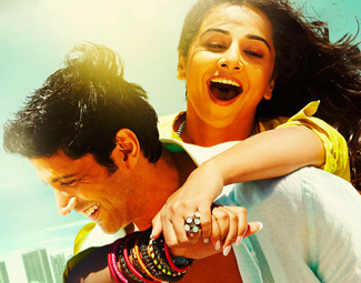 14feb vidyainterview 01 Vidya Balan: Shaadi Ke Side Effects is a charming film, which is so akin to real life.