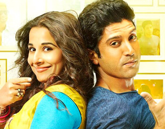 14feb vidyainterview 02 Vidya Balan: Shaadi Ke Side Effects is a charming film, which is so akin to real life.