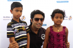 Abhishek Bachchan Visits Orissa To Inaugurate Role as First END7 Campaign Ambassador in India2