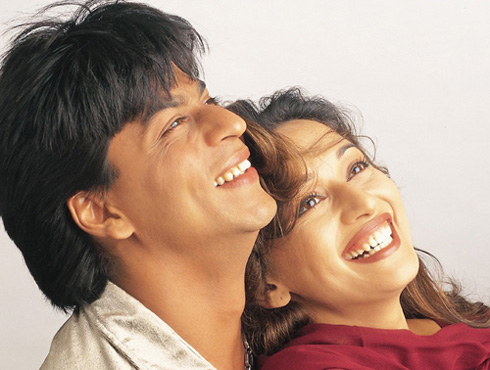 dil to pagal SRK Madhuri A Bollydelicious Valentines!