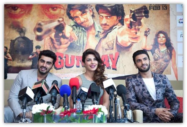 gunday premiere 612x417 Gunday Premieres in Dubai!
