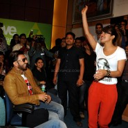 gundaycollegevisits1 185x185 In Pictures: Arjun, Ranveer and Priyanka Promoting Gunday!