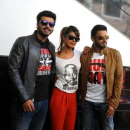 gundaycollegevisits10 185x185 In Pictures: Arjun, Ranveer and Priyanka Promoting Gunday!