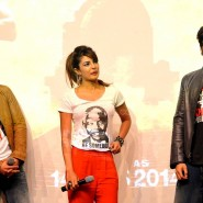 gundaycollegevisits4 185x185 In Pictures: Arjun, Ranveer and Priyanka Promoting Gunday!