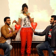 gundaycollegevisits5 185x185 In Pictures: Arjun, Ranveer and Priyanka Promoting Gunday!