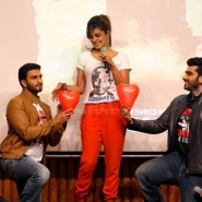 gundaycollegevisits6 185x185 In Pictures: Arjun, Ranveer and Priyanka Promoting Gunday!