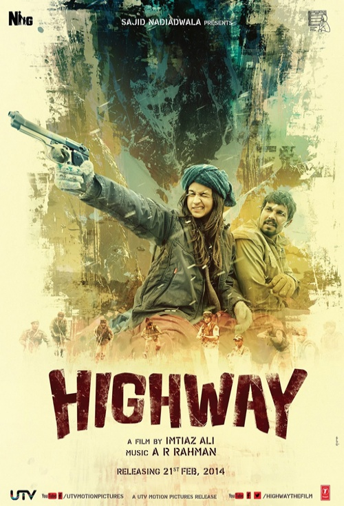 high movie poster Highway's UK Release Date Set For 21st February