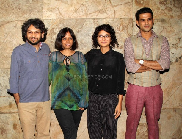 kiranraodocumentary1 612x467 Kiran Rao Hosts Special Screening of Gulabi Gang Documentary