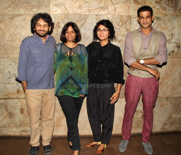kiranraodocumentary2 612x524 Kiran Rao Hosts Special Screening of Gulabi Gang Documentary