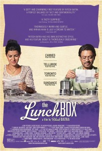 thelunchboxriteshbatrainterview1 203x300 The Lunchbox Becomes #1 Hindi Film of 2014 in North America with $1.45 Million