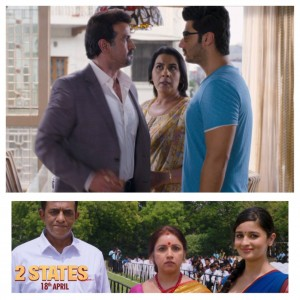 14mar 2States Family 300x300 Meet the love birds and their crazy families in the movie 2 States