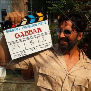 14mar Akshay Gabbar 300x300 Akshay Kumar brings the beard and checkered print back to Bollywood